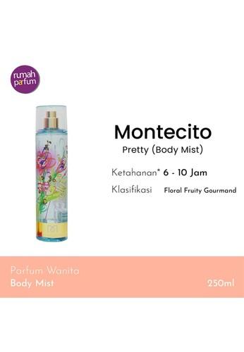 Montecito Montecito Pretty (Body Mist) 250 ML BEF05BED99F118GS_1