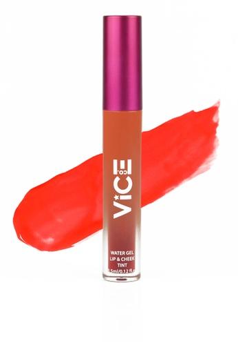 Vice Cosmetics pink Lip & Cheek Tint Beshie CC204BE3A06463GS_1