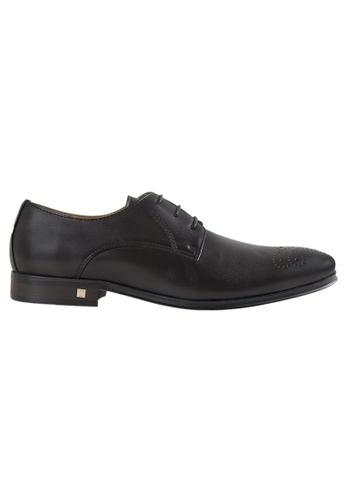 Tomaz brown Tomaz F130 Lace Up Formal (Coffee) BAE66SH61AF61CGS_1