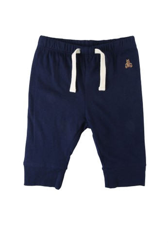 Gap navy Baby Brannan Bear Pull-On Pants DEF34KA0310036GS_1
