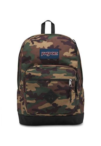bdbce7531734 Jansport City Scout Surplus Camo Backpack - 31L