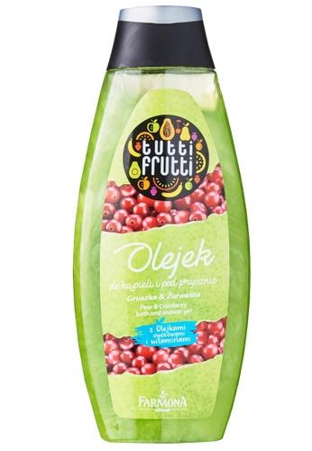 Tutti Frutti Tutti Frutti Pear and Cranberry Bath and Shower Gel F7822BE8A21C45GS_1