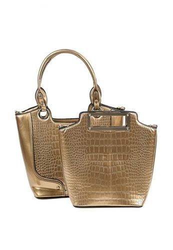 House of Bai gold European Style  Top Handle Bag Liza HO716AC0JGBLPH_1