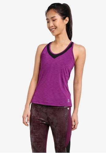AVIVA purple Sleeve Shirt AV679AA0S9F0MY_1