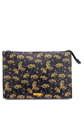 f2b640adb79 Buy MANGO Floral-Print Cosmetic Bag Online on ZALORA Singapore
