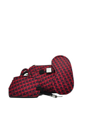 SAVE MY BAG black and red Travel Kit Planes 12709ACCC28FBEGS_1