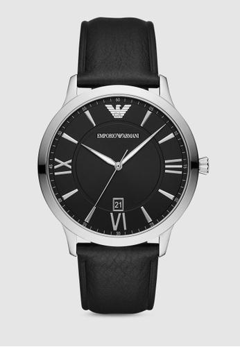 Emporio Armani black Giovanni Watch AR11210 FAB57ACF235A4EGS_1