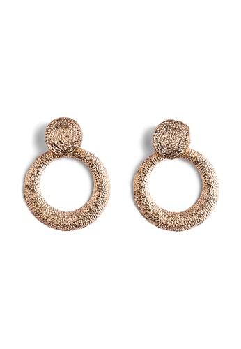 JEWELCITI multi Ornate  Statement Earrings BA657AC92175D4GS_1