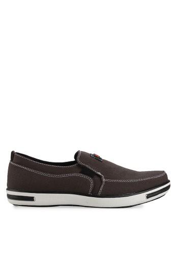 CATCHEER grey Romeo Sneakers CA976SH41KTEID_1