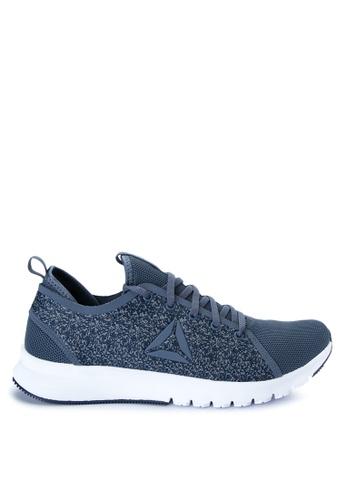 Reebok blue Plus Lite TI Running Shoes RE600SH0J2JAPH_1