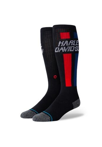 STANCE black STANCE Socks Black Harley Vertical Otc Large C61B8AAF53EEBEGS_1