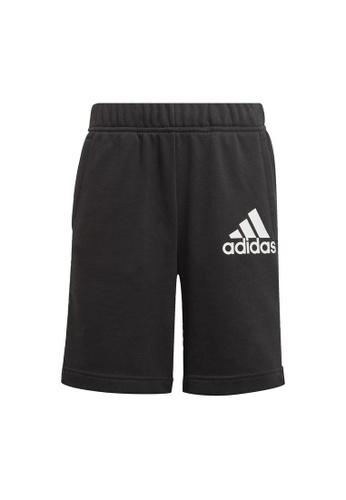 ADIDAS black adidas Badge of Sport Shorts 1F5B4KA1E8BB76GS_1