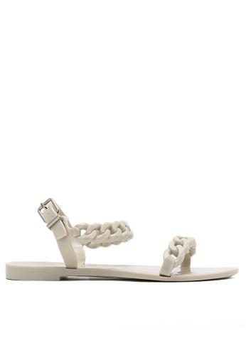 Twenty Eight Shoes Jelly Chain Sandal TW446SH44IIDHK_1
