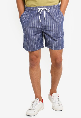 Cotton On blue Easy Shorts C7FC4AAEAF8FF1GS_1