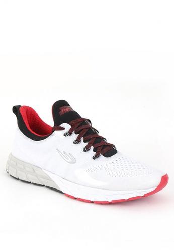 World Balance white Circuit Trainer Men's Cross Training Shoes 0FB2ASH7ACD079GS_1