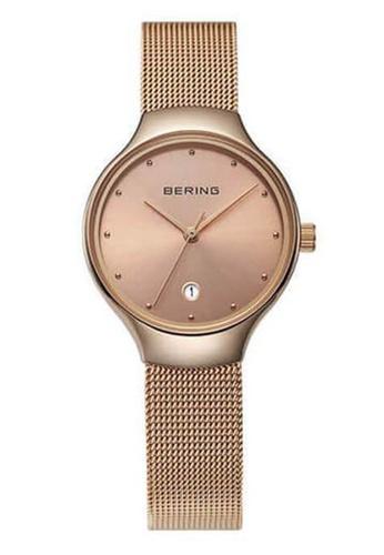 Bering gold Classic 13326-366 Rose-Gold 26 mm Women's Watch 109B9AC298DFA6GS_1