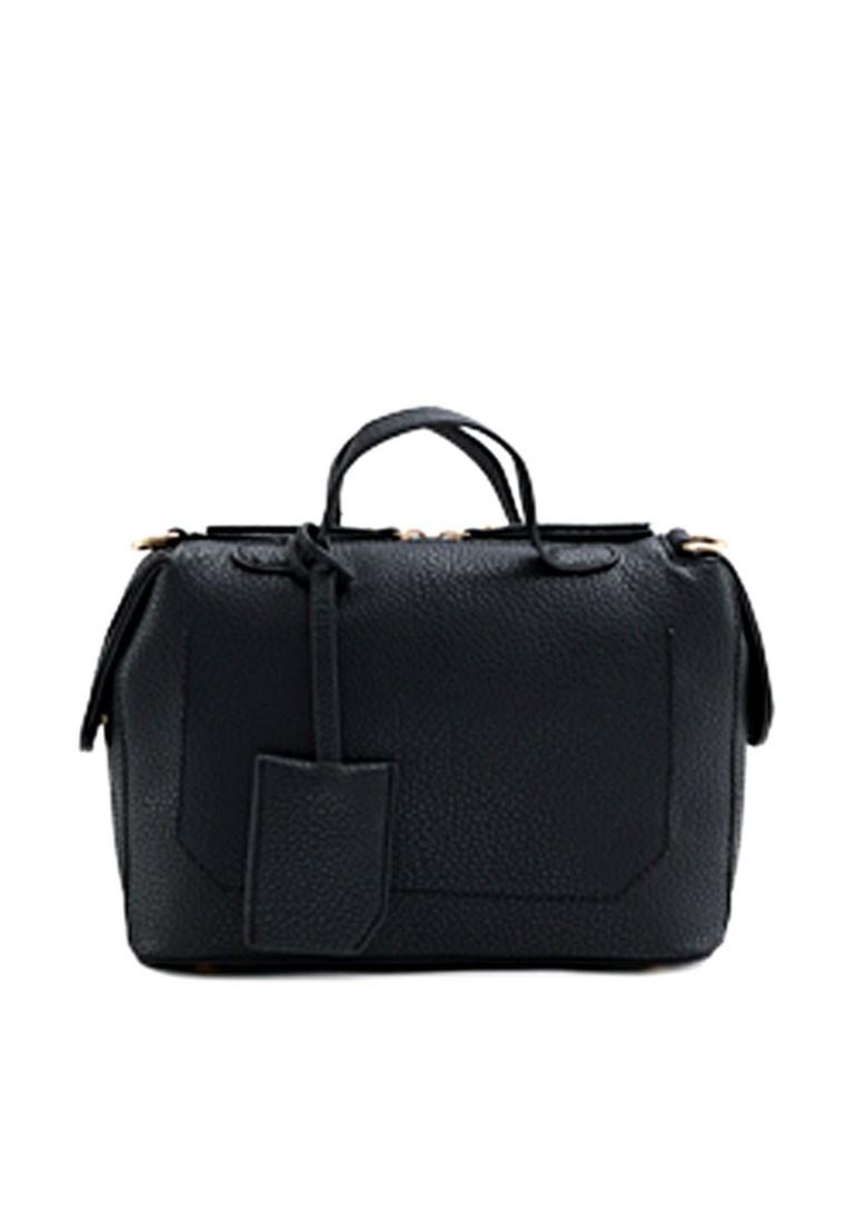 Boxy Allure Charming Handbag