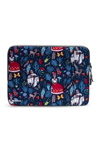 a9f93143b391 12 Inch tomtoc 360° Protective Laptop Sleeve
