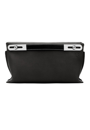 LOEWE black Loewe Missy Small Crossbody Bag in Black 1B914ACFE2A4F2GS_1