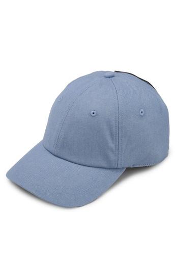 Calvin Klein blue Six Panel Snap Back Cap - Calvin Klein Accessories 5852FAC549928EGS_1