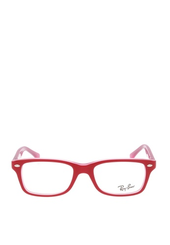 Ray-Ban multi Junior Eyeglasses with Anti Radiation Lenses 44E40KC92E44B4GS_1