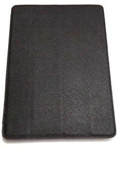 Belk Italian Style Leather Case for iPad 2/3/4 (Black)