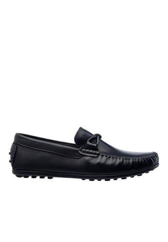 Obermain black Obermain Men's Charles Paco Loafer Black 5AE92SHEE73DA7GS_1