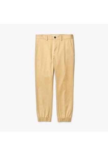 Lacoste Lacoste Men's Stretch Cotton Gabardine Slim Fit Chinos 3B2CDAA733BB4DGS_1