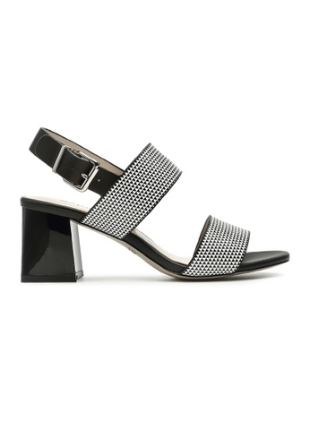 Byford multi Plimsoll Ankle Strap Heel Sandals 5F132SH804BE89GS_1