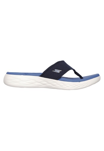 Skechers blue Skechers Men ON THE GO - 55350BLNV 29C49SHD6F4181GS_1