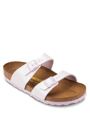 Sydney 扣環雙帶esprit outlet 香港拖鞋涼鞋, 女鞋, 鞋