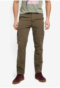 Tapered Cargo Pants - Boss Casual