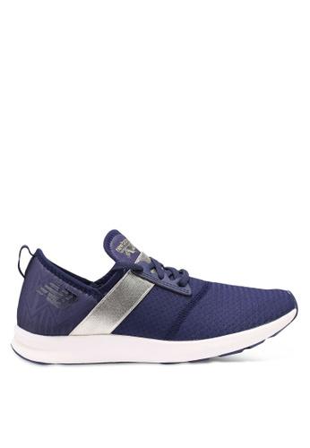 New Balance navy Xnrg Women's Exclusive Shoes 0AFD8SH59D50B3GS_1