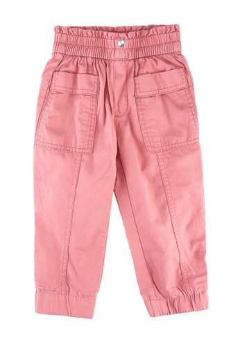 GAP pink Classic Pants with Pockets B65CDKACA1DCCCGS_1