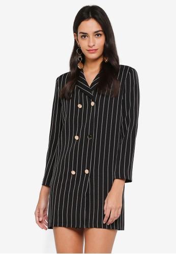 Preen & Proper multi Double Breasted Blazer Dress 5A78FAAC8FDBE0GS_1