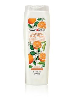 Natural Body Wash Sweet Orange