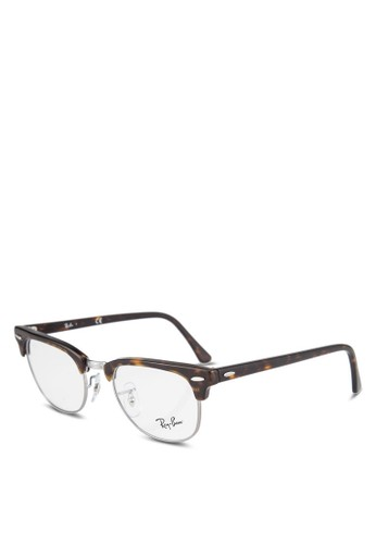 Ray-Ban brown Clubmaster RX5154 Glasses RA941GL0UT2KID 1 42328608ca