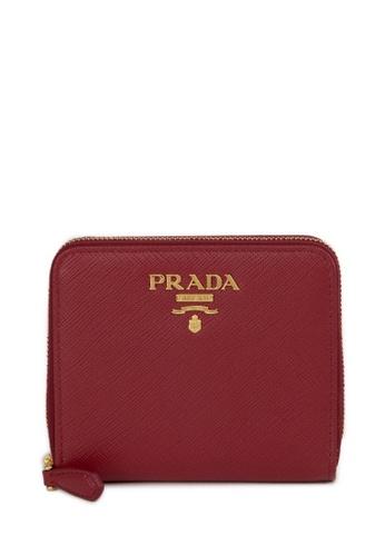 Prada red Prada Wallet 837B0ACE9A41CDGS_1