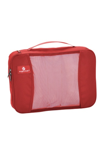 Eagle Creek red Eagle Creek Pack-It Cube (Red Fire) AEDFDAC2E38D53GS_1