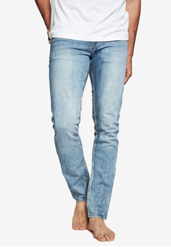 Cotton On white Classic Slim Fit Jeans D7678AACDE346CGS_1