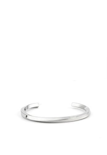 HAPPY FRIDAYS Twist Titanium Steel Bracelet DW0224 3C7D9AC7194C79GS_1