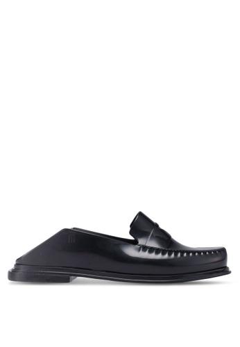 Melissa 黑色 Melissa Bend Ad 懶人鞋 D4D6BSH716F71AGS_1