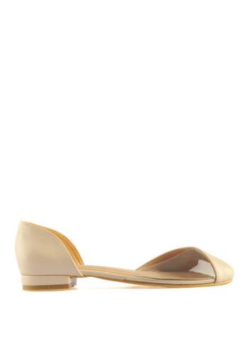 AMANTE beige AMANTE Marina Flat shoes 4896FSH094F1A1GS_1