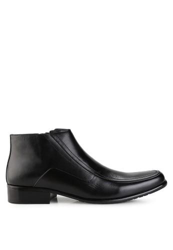 Pakalolo Boots black Boots Slip On PA409SH0UXALID_1