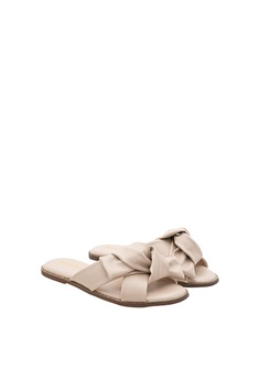 1a4738d7b12 50% OFF SEMBONIA Synthetic Leather Flat Sandal (Nude) RM 149.00 NOW RM  74.50 Available in several sizes