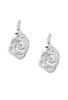 Alara Silver Earrings
