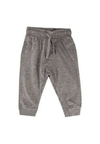 FOX Kids & Baby grey Baby Boy Jogger Pants 768F5KA6A8B39CGS_1