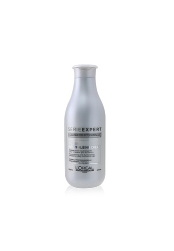 L'Oréal L'ORÉAL - Professionnel Serie Expert - Silver Neutralising and Illuminating Cream (For Grey and White Hair) 200ml/6.7oz 88CC9BE5E95CD4GS_1