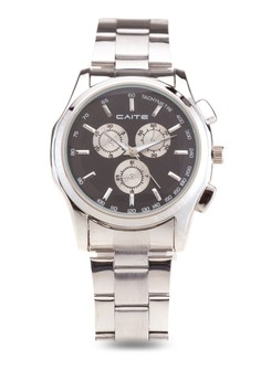 Stainless Analog Watch 1057G
