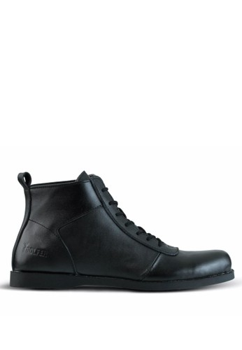 Sogno black Sepatu Boot Pria GF.7015 025E0SH54675ACGS_1